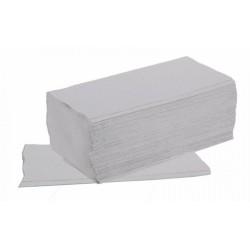 Papírové ručníky ZZ šedé