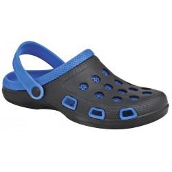 Kroksy MARINE černo-modré