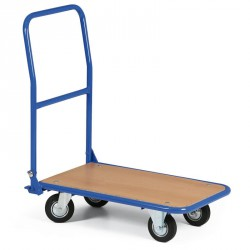 Plošinový vozík skládací