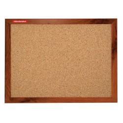 Korková tabule s MDF rámem 60x90 cm