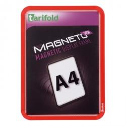 Kapsy magnetické Magneto TARIFOLD - A4, 2 ks barevné