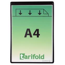 Kapsy magnetické TARIFOLD - černá, 5 ks
