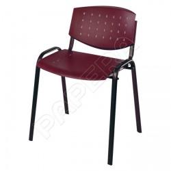 Konferenční židle ANTARES Taurus PN LAYER - červená