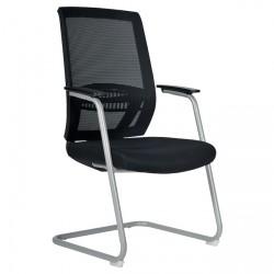 Konferenční židle ABOVE / S - černá