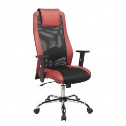 Kancelářská židle SANDER - červená