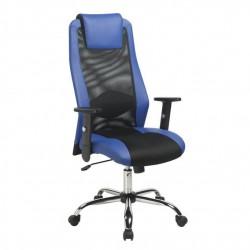 Kancelářská židle SANDER - modrá