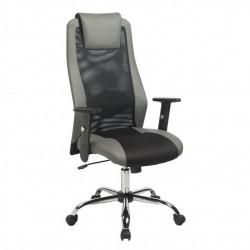 Kancelářská židle SANDER - šedá