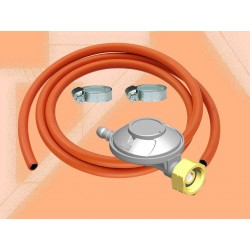 Regulátor tlaku plynu 29mbar s hadicí