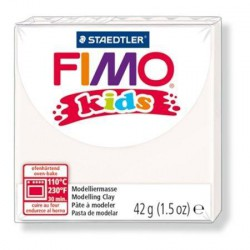 Modelovací hmota 42g FIMO kids - bílá