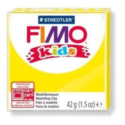 Modelovací hmota 42g FIMO kids - žlutá