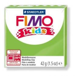 Modelovací hmota 42g FIMO kids - sv. zelená