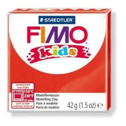 Modelovací hmota 42g FIMO kids - červená