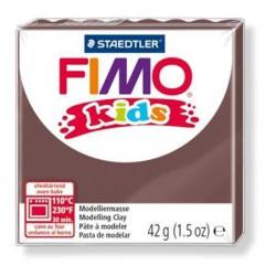 Modelovací hmota 42g FIMO kids - hnědá
