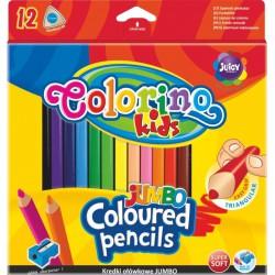 Pastelky Colorino KIDS Jumbo