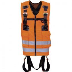 KRATOS SAFETY zachycovací postroj s reflexní vestou FA1030300