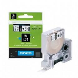 Pásky D1 do popisovačů Dymo 6mm x 7m