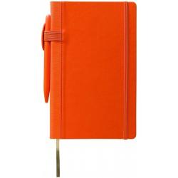 Zápisník CASTELI Bridge oranžový - linka
