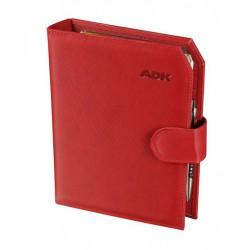 Diář ADK Praktik5 CZ A5 - červená