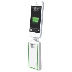 Nabíječka Leitz Complete 3v1 pro iPhone iPod Touch/iPod Nano - bílá