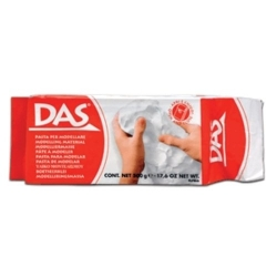 Modelovací hmota DAS -500g - bílá