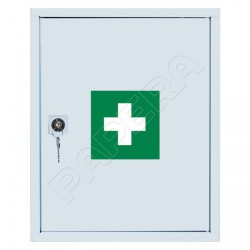 Nástěnná lékárnička, jedna polička