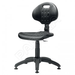 Židle pracovní na kluzácích 1290 PU MEK
