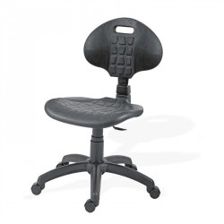 Židle pracovní na kolečkách 1290 PU MEK