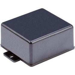Modulová skříň Strapubox, (d x š x v) 69 x 58 x 31 mm, černá