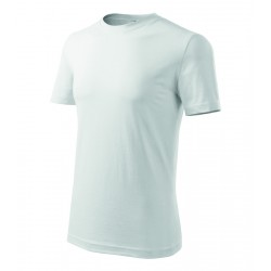 Tričko pánské CLASSIC NEW bílé