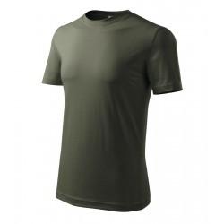 Tričko pánské CLASSIC NEW army