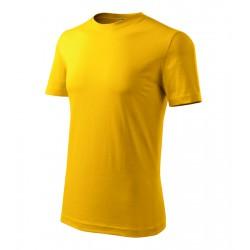 Tričko pánské CLASSIC NEW žluté