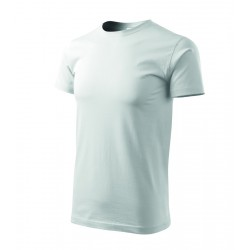 Tričko pánské BASIC bílé