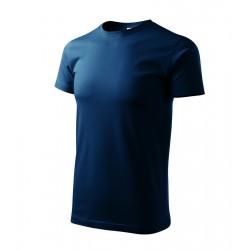 Tričko pánské BASIC tmavě modré