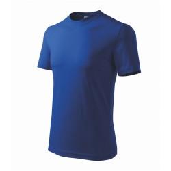 Tričko pánské BASIC královská modrá