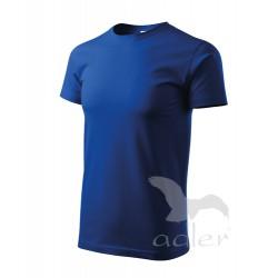 Tričko pánké HEAVY NEW královská modrá