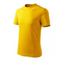 Tričko pánské HEAVY NEW žluté