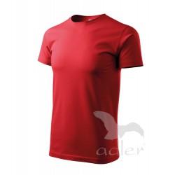 Tričko pánské HEAVY NEW červené