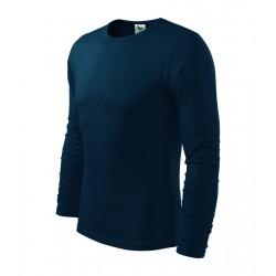 Triko pánské dlouhý rukáv FIT-T LONG SLEEVE námořní modrá
