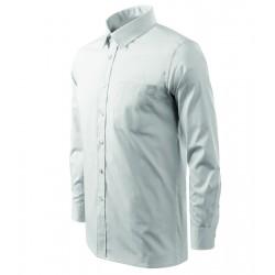 Košile pánská dlouhý rukáv SHIRT LONG SLEEVE bílá