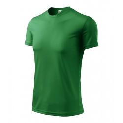 Tričko dětské FANTASY středně zelené