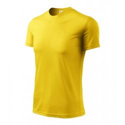 Tričko dětské FANTASY žluté