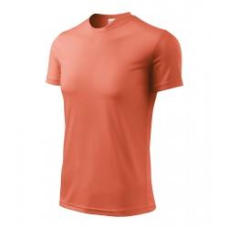Tričko dětské FANTASY neon orange