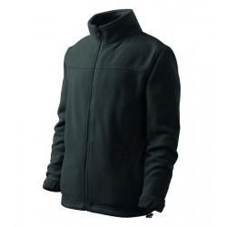Pánská fleecová bunda  JACKET ocelově šedá