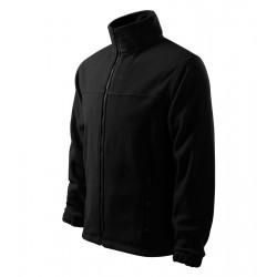 Pánská fleecová bunda  JACKET černá