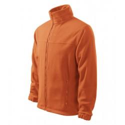 Pánská fleecová bunda JACKET oranžová