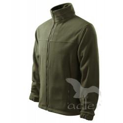 Pánská fleecová bunda  JACKET military