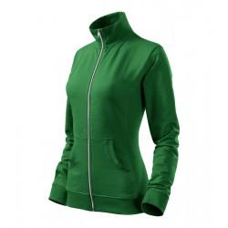 Mikina dámská VIVA středně zelená